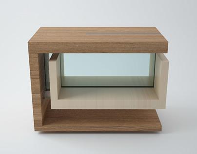 Meander Side Table