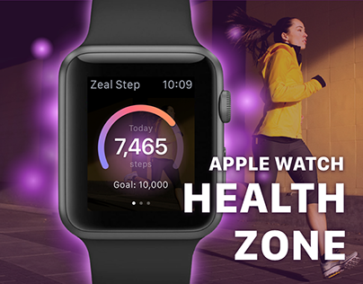 Health Zone for Apple Watch