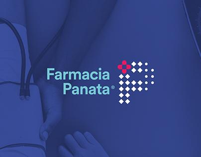 Farmacia Panata _ Brand identity