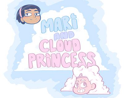 Mari and Cloud Princess MINIS
