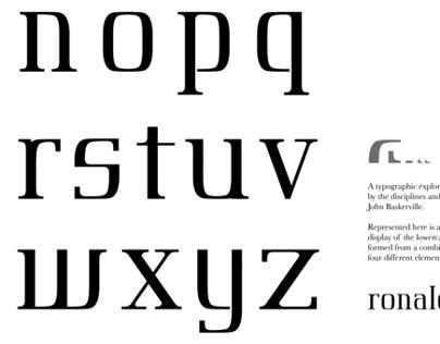 TATELIER Typeface