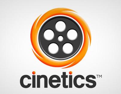 Cinetics Logo Design
