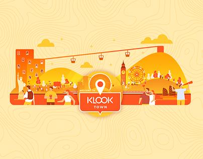 Klook: Klook Town 2019