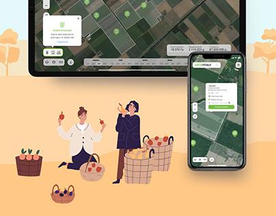 Farmer's assistant app