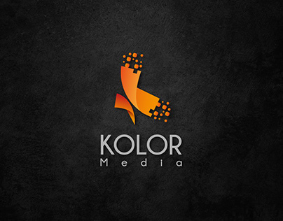 Kolor Media   Brand Identity