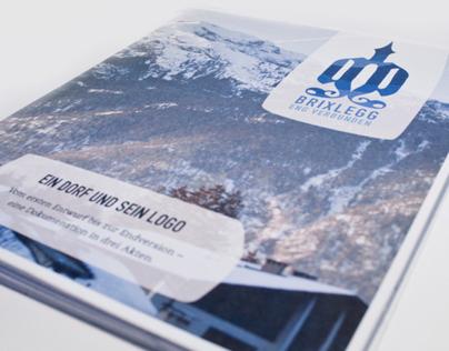 Corporate Identity for Brixlegg, Tyrol