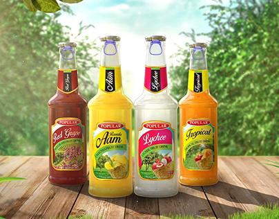Popular Juice Tvc