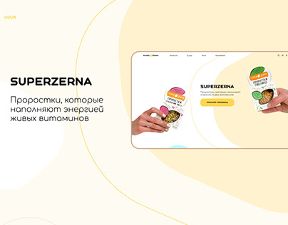 Superzerna / healthy food
