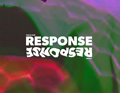 This is our Response issue 3