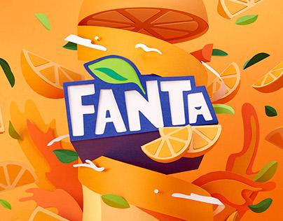 Fanta Flavourland | Lobulo