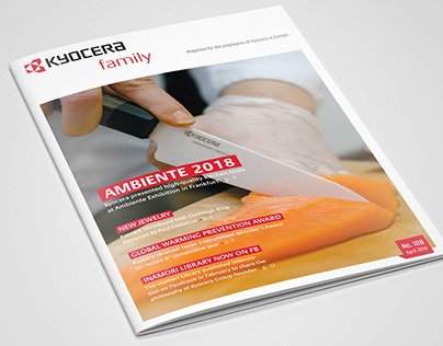 Kyocera Family – Magazine