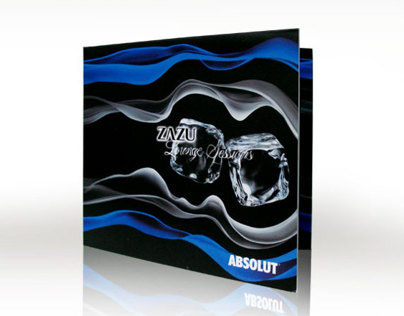 Zazu Lounge Sessions CD pack