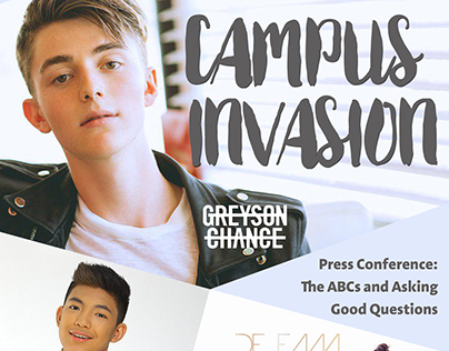 June 2016 - Campus Invasion