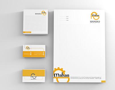 stationery corporate Mahan