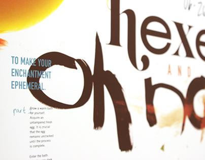 Hexes & Oh Nos