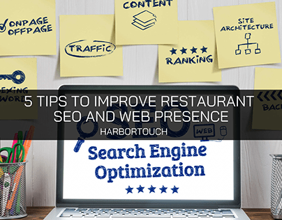 Improve Restaurant SEO and Web Presence With These 5