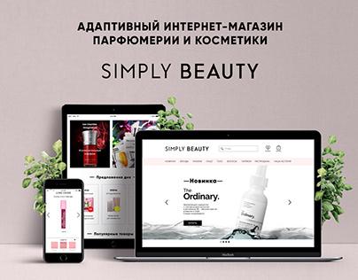 Дизайн адаптивного интернет-магазина