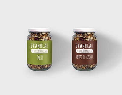 Granola by Paula Marques