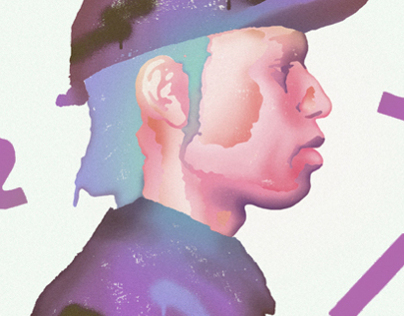 Rocky Portrait