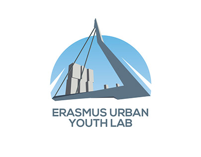 Erasmus Urban Youth Lab - Logo Ontwerp