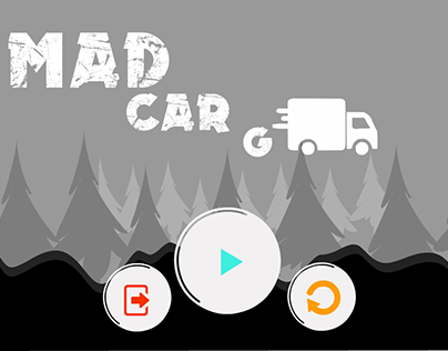 MAD Car GO {Game Art}