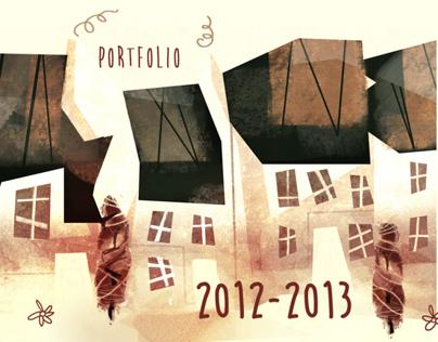 Portfolio 2012-2013