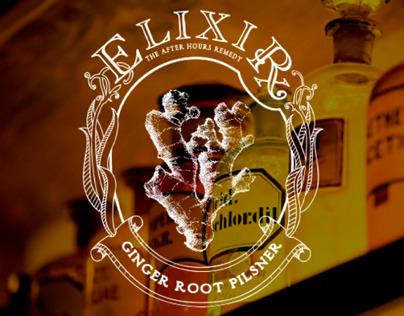 Elixirx Apothecary Beer