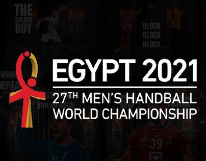 Egypt 2021 men`s handball world championship