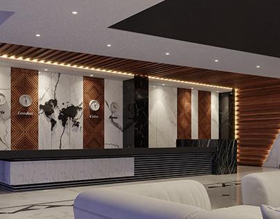 graduation project ... hotel interior design