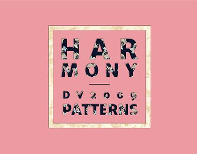 Harmony | Patterns Swatch Book