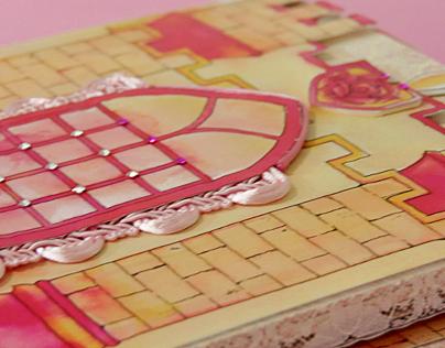 pink castle . pre-book