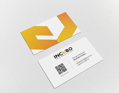 Tarjeta de Presentación - Agencia Inubo
