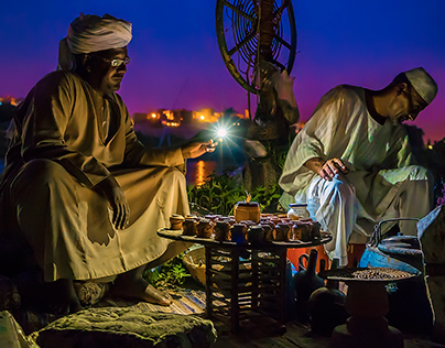 Nubian Nights