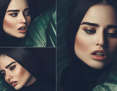 Moody Green | Free Preset Photoshop