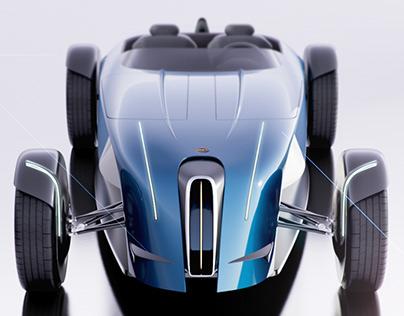 Bugatti Type 151