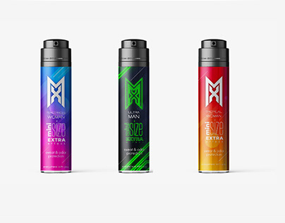 "product design of "" Mini size"" antiperspirant"