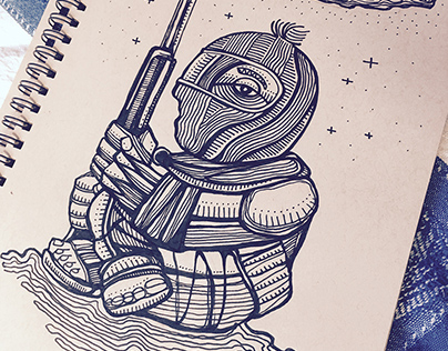 ZAPATISTA / Illustration