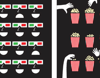 Picturehouse Cinemas illustrations
