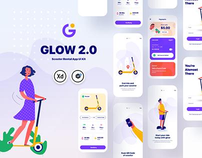 Glow App Ui Kit