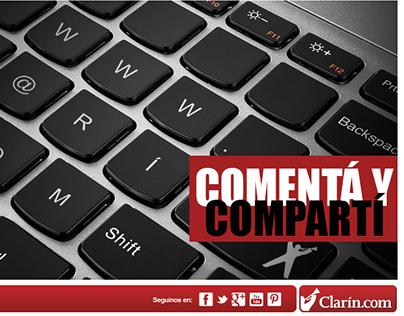 Concurso - Clarin.com