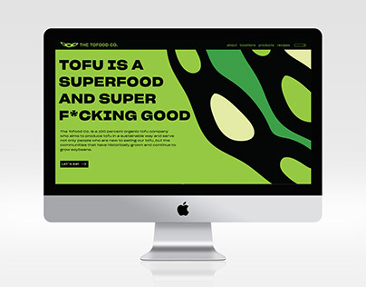 The Tofood Co. Branding