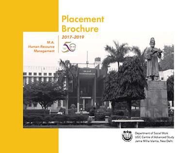 JMI Placement Brochure