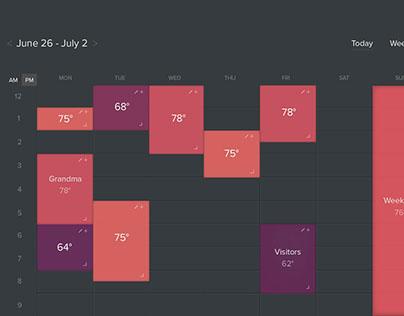 Nest Schedule
