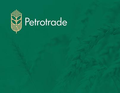 Petrotrade branding