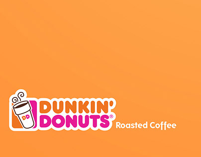 Poster - Dunkin Donuts -