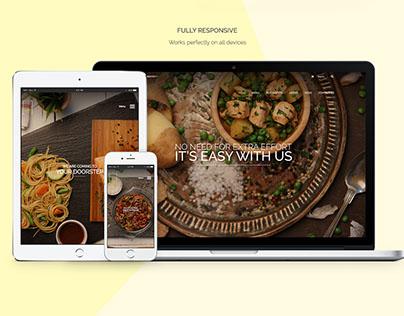 Diet to door - website
