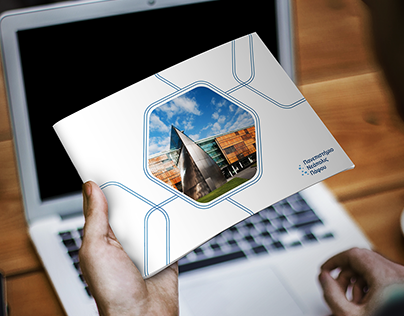 neapolis university pafos brochure (student project)