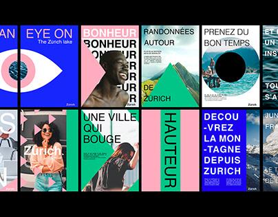 City of Zurich - Brand Design