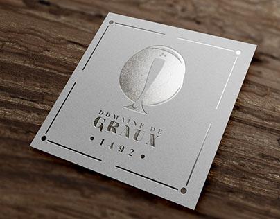Domaine de Graux - Logo