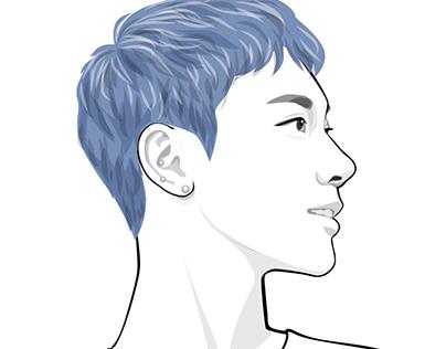 Portrait series, Kpop